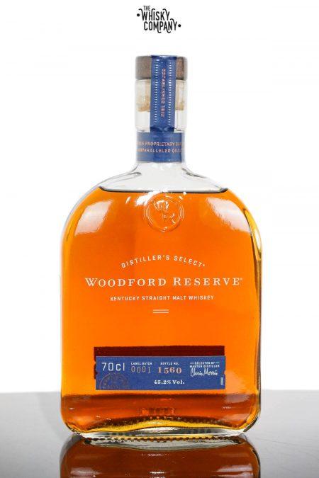 Woodford Reserve Distiller's Select Kentucky Straight Malt Whiskey (700ml)