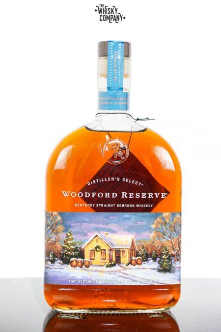 Woodford Reserve Distiller's Select Winter Spirit Kentucky Straight Bourbon Whiskey (700ml)