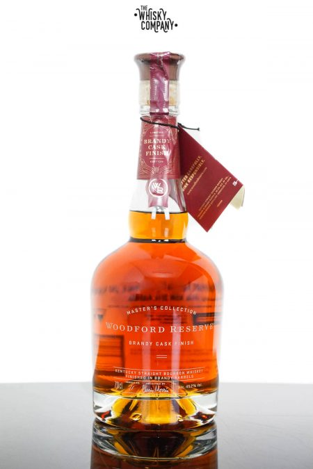Woodford Reserve Master's Collection Brandy Cask Finish Kentucky Straight Bourbon Whiskey (700ml)