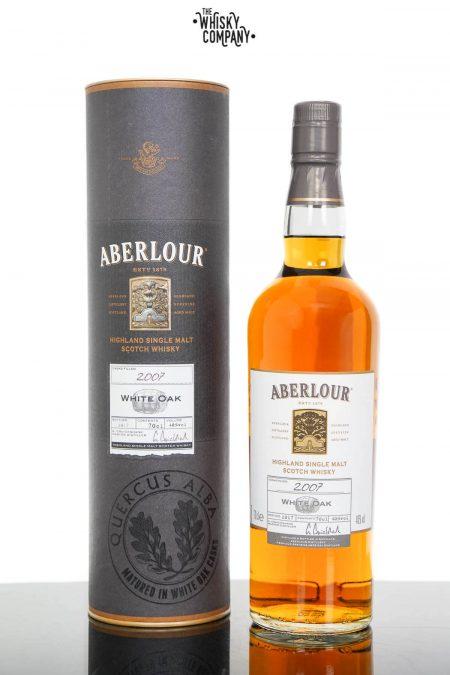 Aberlour White Oak 2007 Highland Single Malt Scotch Whisky (700ml)