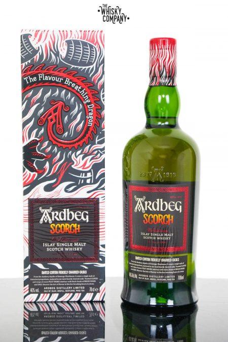 Ardbeg Scorch Islay Single Malt Scotch Whisky - Ardbeg Day Release 2021 (700ml)