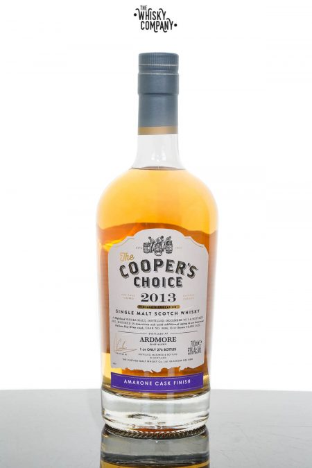 Ardmore 2013 Aged 7 Years Single Malt Scotch Whisky - The Cooper's Choice #9066 (700ml)