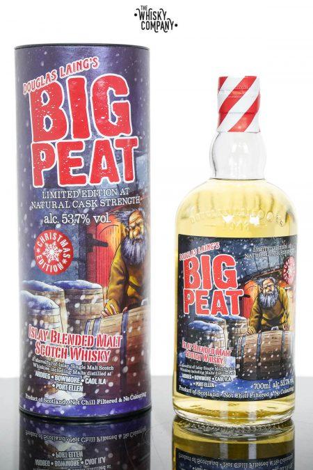 Big Peat 2019 Christmas Edition Blended Scotch Whisky - Douglas Laing (700ml)