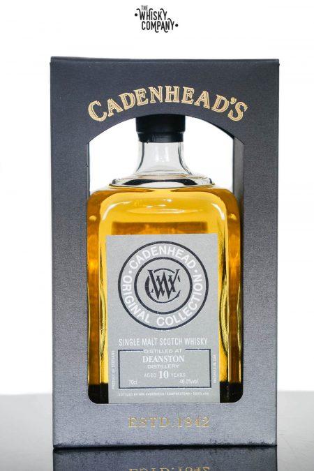 Deanston Aged 10 Years Single Malt Scotch Whisky - Cadenheads (700ml)