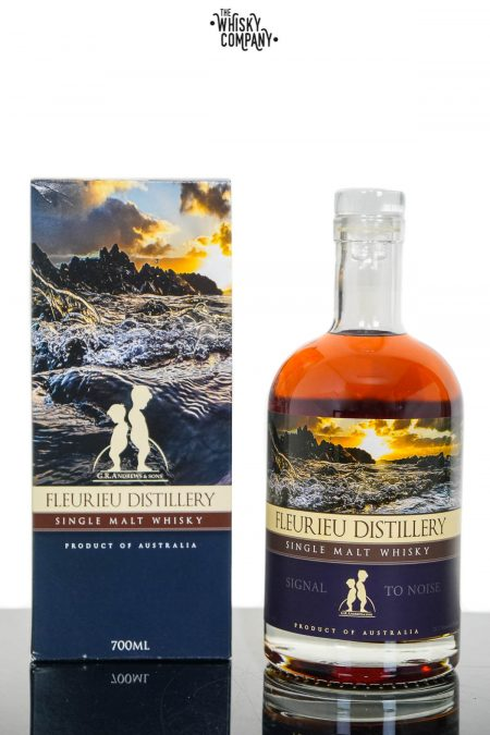 Fleurieu Distillery Signal To Noise Australian Single Malt Whisky (700ml)