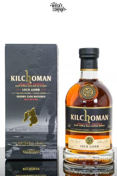 Kilchoman 2021 Loch Gorm Limited Edition Islay Single Malt Scotch Whisky (700ml)