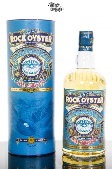 Rock Oyster Cask Strength Blended Malt Scotch Whisky - Douglas Laing (700ml)