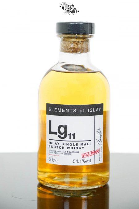 Elements Of Islay Lg11 Islay Single Malt Scotch Whisky (500ml)