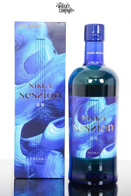 Nikka Session Japanese Blended Malt Whisky (700ml)