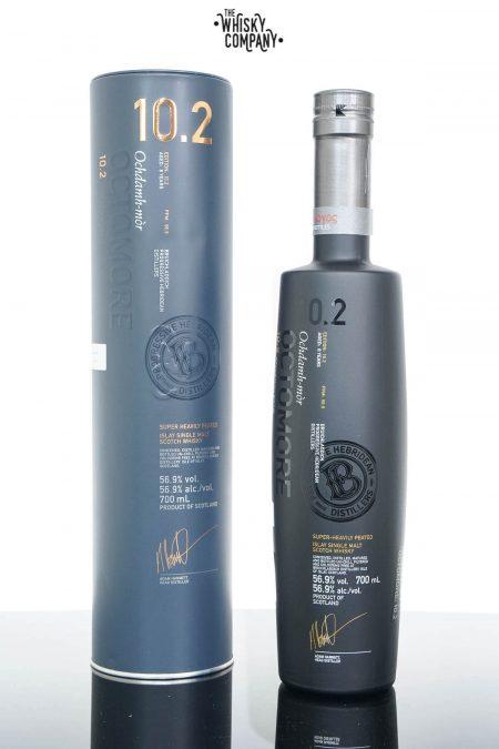 Bruichladdich Octomore 10.2 Islay Single Malt Scotch Whisky (700ml)