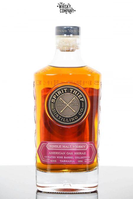 Spirit Thief Distilling Co. American Oak Shiraz Tasmanian Single Malt Whisky (500ml)