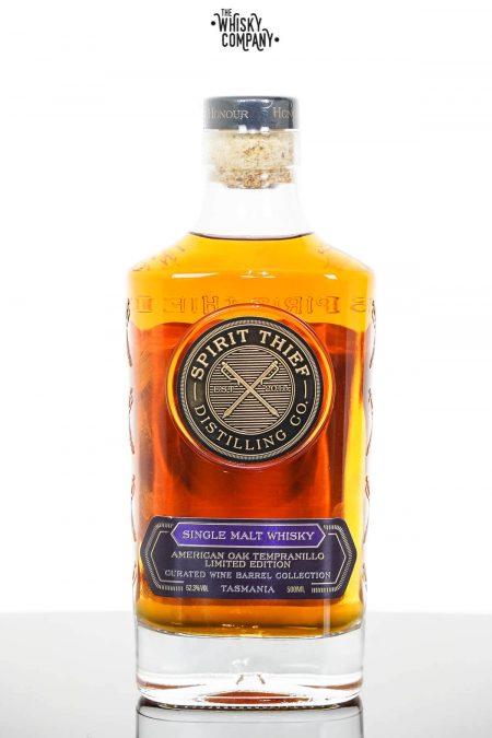 Spirit Thief Distilling Co. American Oak Tempranillo Tasmanian Single Malt Whisky (500ml)