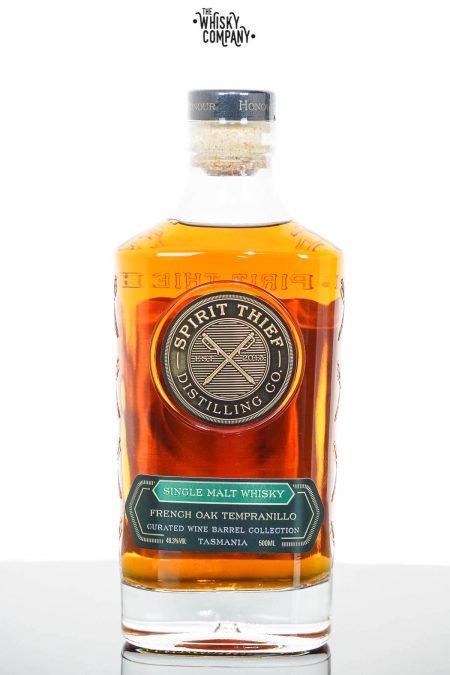 Spirit Thief Distilling Co. French Oak Tempranillo Tasmanian Single Malt Whisky (500ml)