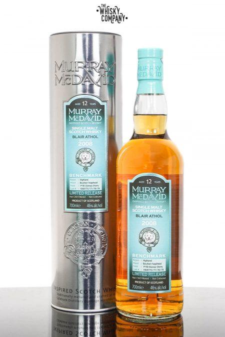 Blair Athol 2008 Aged 12 Years Single Malt Scotch Whisky - Murray McDavid (700ml)