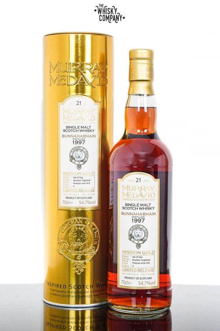 Bunnahabhain 1997 Aged 21 Years Single Malt Scotch Whisky - Murray McDavid (700ml)