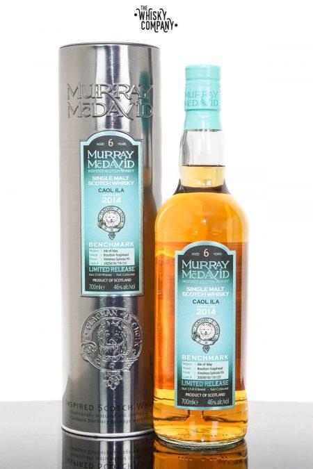 Caol Ila 2014 Aged 6 Years PX Barrel Islay Single Malt Scotch Whisky - Murray McDavid (700ml)