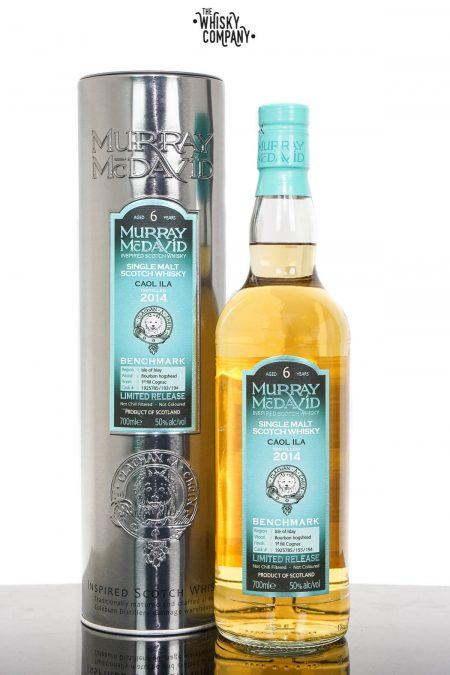 Caol Ila 2014 Aged 6 Years Cognac Barrel Single Malt Scotch Whisky - Murray McDavid (700ml)