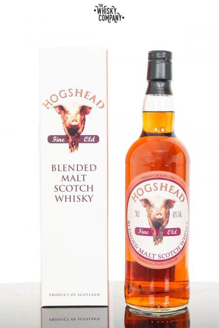 Hogshead Fine Old Blended Malt Scotch Whisky (700ml)