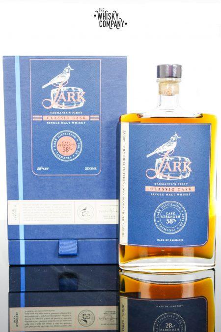 Lark Cask Strength Tasmanian Single Malt Whisky (500ml)
