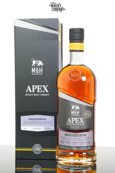 Milk & Honey Pomegranate Wine Cask Israeli Single Malt Whisky (700ml)