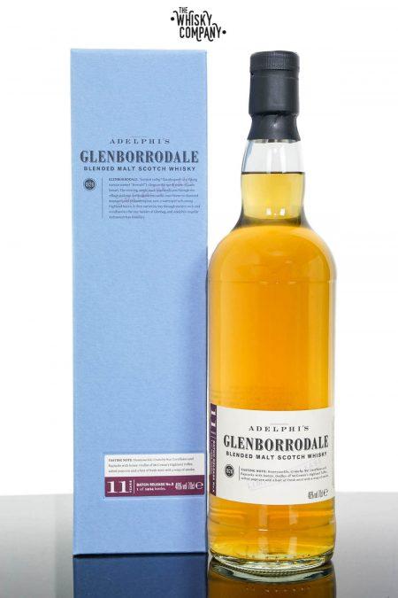 Glenborrodale 11 Years Old Batch 8 Blended Malt Scotch Whisky - Adelphi (700ml)