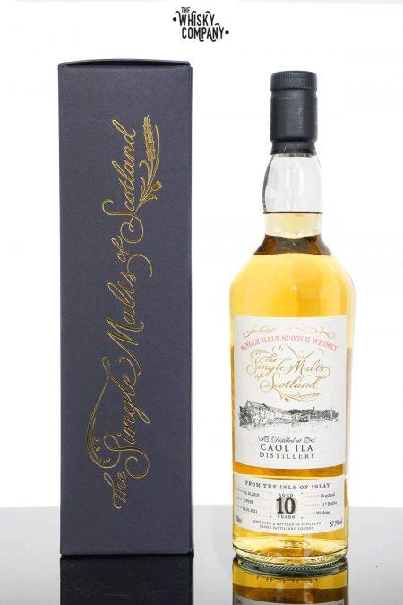 Caol Ila 2010 Aged 10 Years Islay Single Malt Scotch Whisky - The Single Malts Of Scotland (700ml)