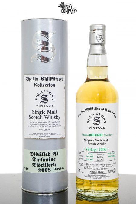 Dailuaine 2008 UCF Aged 13 Years Single Malt Scotch Whisky - Signatory Vintage (700ml)