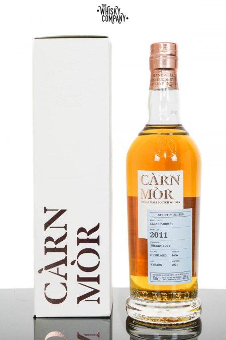 Glen Garioch 2011 Aged 9 Years Highland Single Malt Scotch Whisky - Càrn Mòr Strictly Limited (700ml)