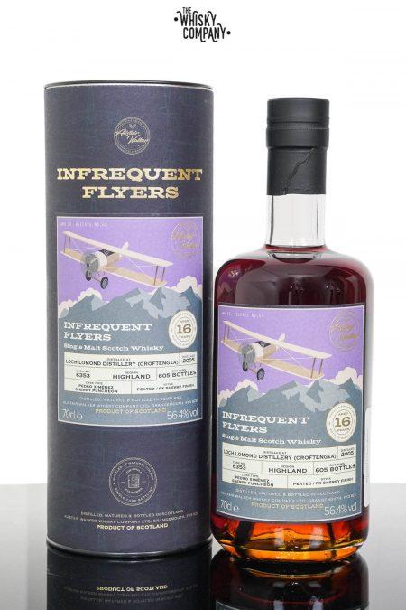 Loch Lomond (Croftengea) 2005 Aged 16 Years Single Malt Scotch Whisky - Infrequent Flyers (700ml)