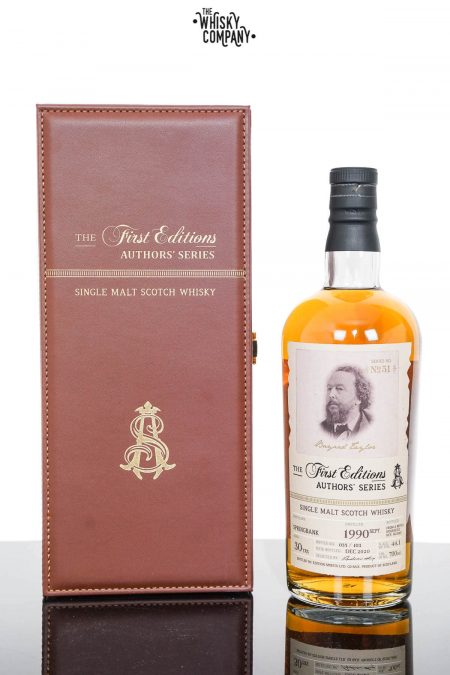 Springbank 1990 Aged 30 Years Single Malt Scotch Whisky - The First Edition Authors' Series (700ml)