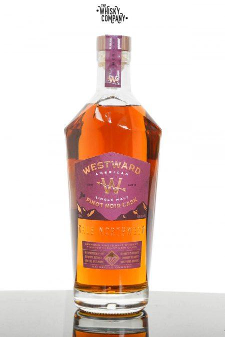Westward Pinot Noir Cask American Single Malt Whiskey (700ml)