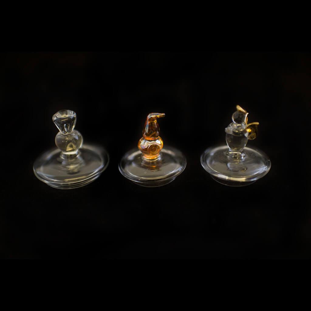 Glencairn Glass Lids - Pot Still