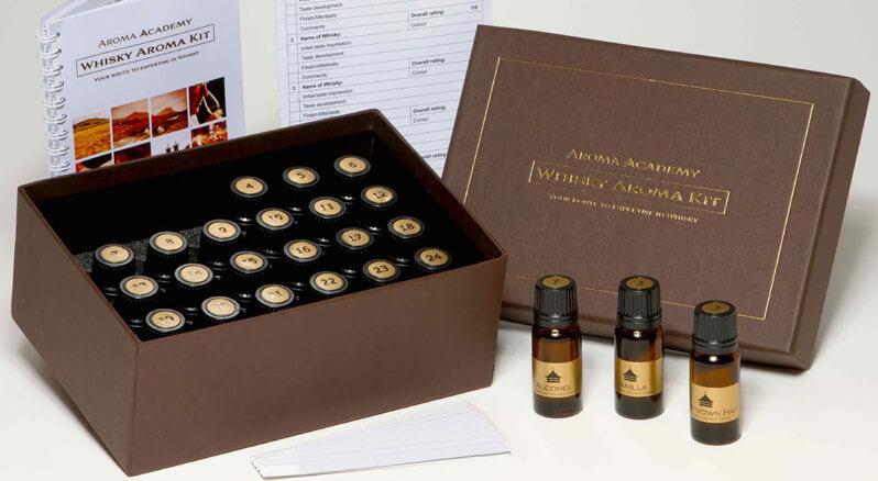 Aroma Academy - Whisky Aroma Kit